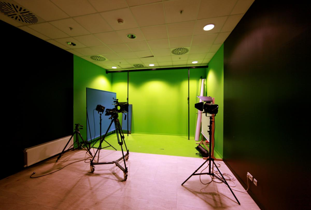 sabanci university vavcd video production studios